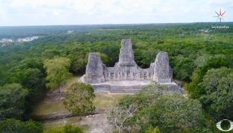 Ciudades mayas y edificios son secretos de Campeche