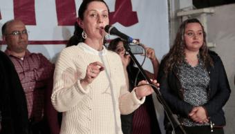Agresores en mitin de Claudia Sheinbaum, identificados por simpatizantes