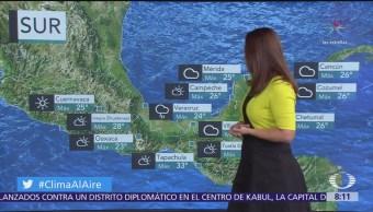 Clima Al Aire: Prevalecerá ambiente templado en el Valle de México
