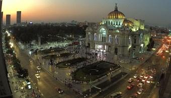 Ciudad de México registrará 23 grados