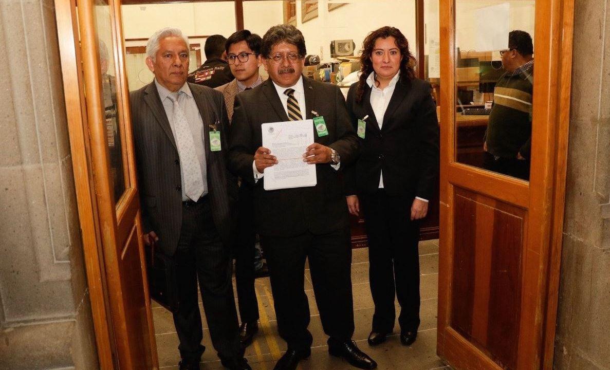 cndh impugna ley de seguridad Interior ante la scjn