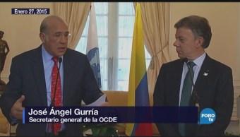 Colombia Está A Un Paso De Convertirse En El Miembro Número 36 De La Organización Para La Cooperación Y El Desarrollo Económico (Ocde)