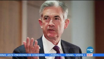 Confirman Jerome Powell Presidente Fed