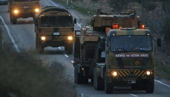 Turquía lanza una amplia operación terrestre en Afrín, Siria