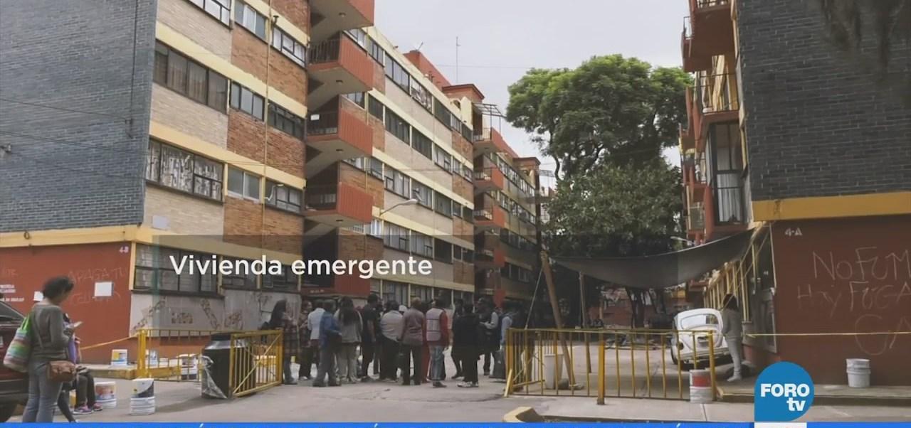 Vivienda Emergente Cdmx Especialistas Alumnos Arquitectura