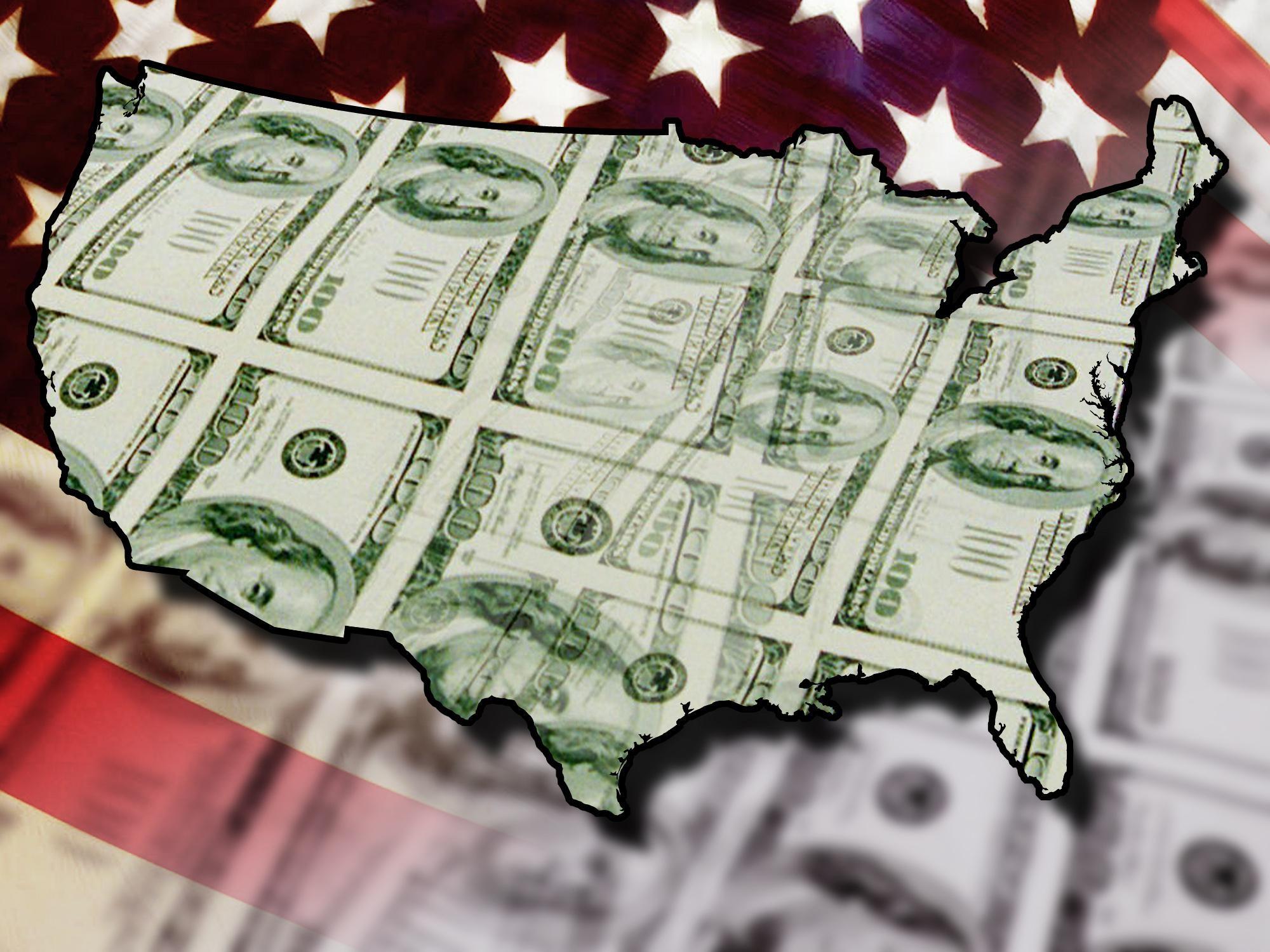 Economía de Estados Unidos crece 2,6% en cuarto trimestre de 2017
