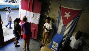 Celebran 11 de marzo elecciones en Cuba que marcan relevo de Castro