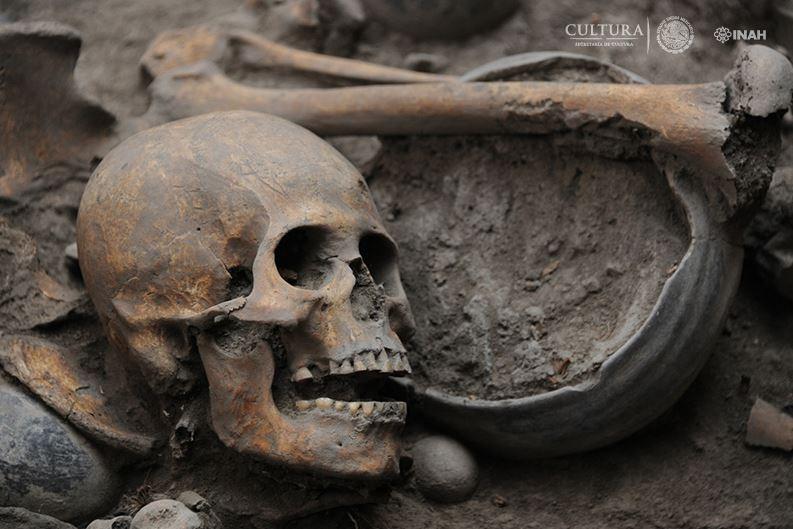 estudian osamenta primeros aldeanos cuenca mexico descubierta tlalpan