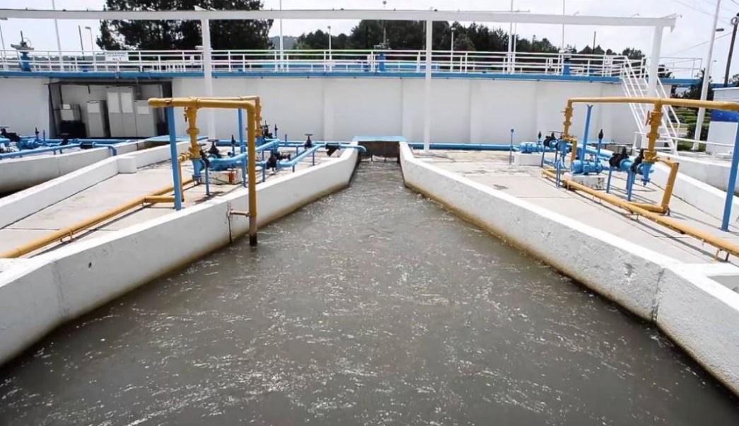 reducen suministro de agua potable en 13 delegaciones por mantenimiento en sistema cutzamala