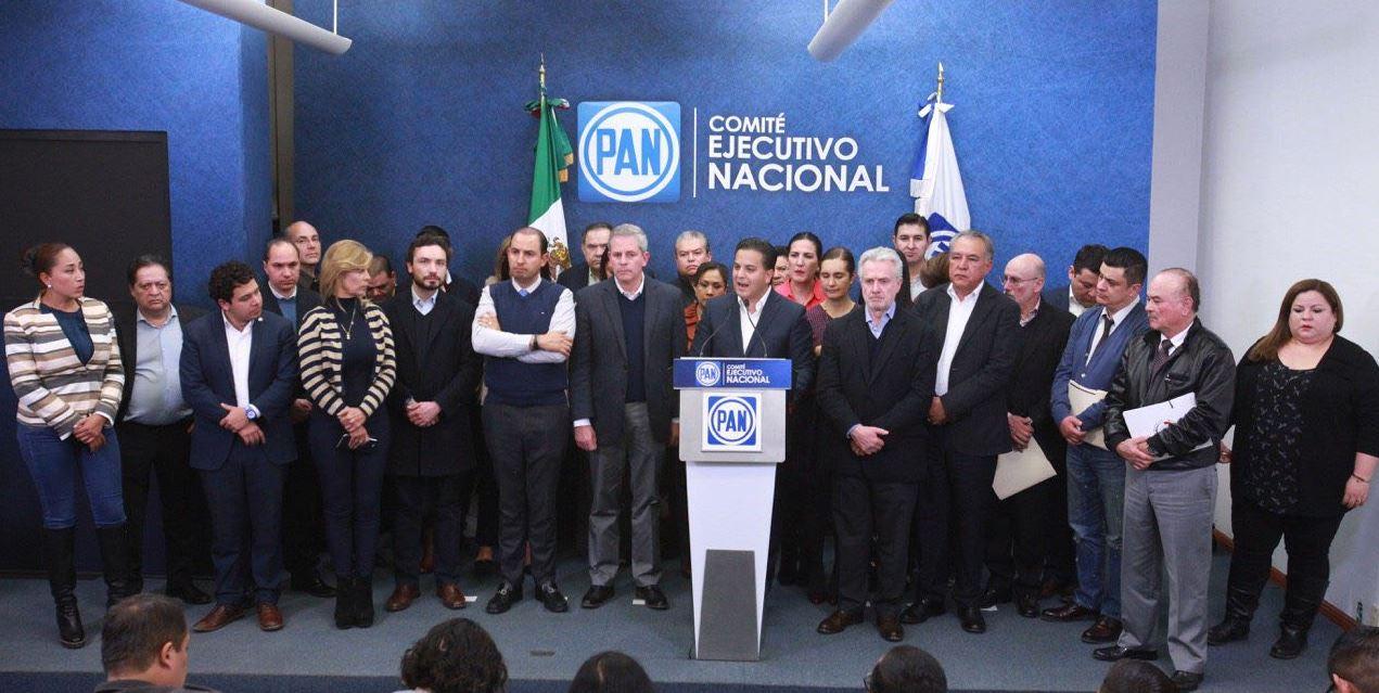 Líder nacional del PAN denuncia persecución del gobierno de Chihuahua