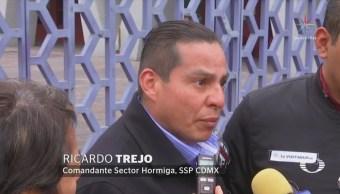 Declaran policías implicados en detención de Marco Antonio Sánchez