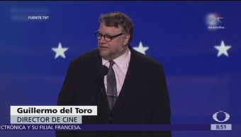 Del Toro gana en los Critic's Choice Awards como mejor director