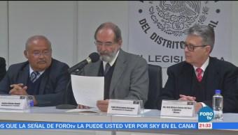 Delegados de Morena no firman 'Pacto de Civilidad'