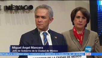 Delegados de Morena piden reunión con Mancera