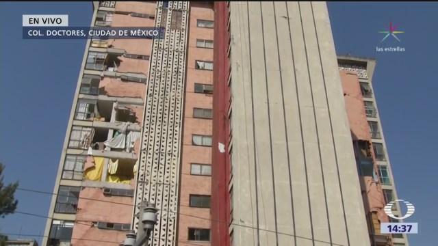 Demolerán Torre Osa Mayor Doctores Fracturas