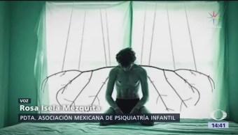 Depresión Adolescentes México Población