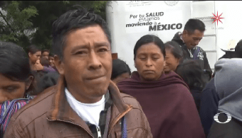 Desplazados Chiapas Regresan Chalchihuitán Chenalhó