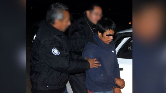 Detienen a otro sujeto por intento de asalto de Adolfo Lagos