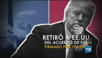 Diez momentos clave del primer año de Trump en la presidencia de EU