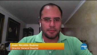 Entrevista con Juan Nicolás Suárez Director General de Diseclar