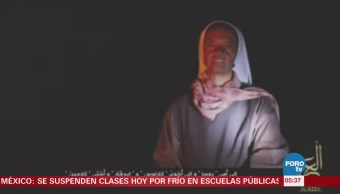 Divulgan video de monja secuestrada en Malo