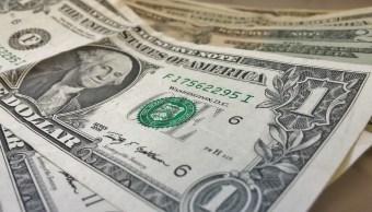 Dólar inicia la jornada con retroceso de cuatro centavos