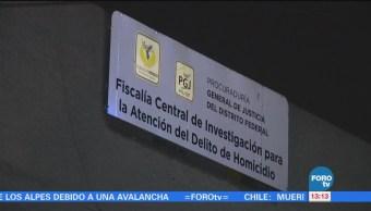 Dos policías CDMX resultan heridos por disparos de un agente investigador