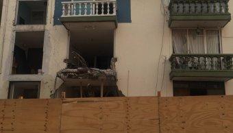 preparan demolicion edificio balsas 18 benito juarez