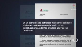 Ejecutan Funcionario Pemex Salamanca Guanajuato