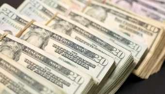 El dólar abre en 18.93 pesos