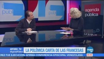 El movimiento #MeToo; el análisis con Marta Lamas