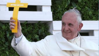 El papa Francisco se encuentra de visita en Chile