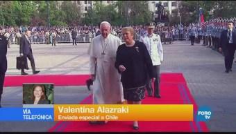 El Papa Francisco visita Sudamérica