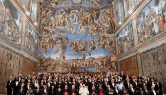 El papa recibió al cuerpo diplomático acreditado ante la Santa Sede