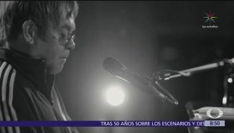 Elton John ofrecerá una última gira de tres años