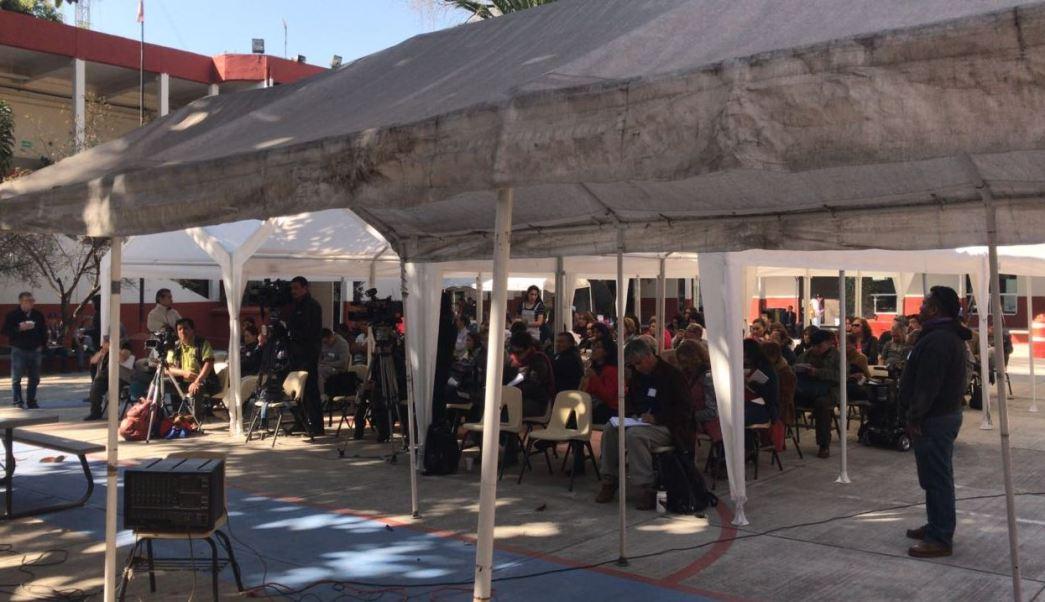 damnificados pedirán a las autoridades que repitan censo de daños en cdmx