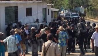 Reportan 12 muertos por enfrentamiento en comunidad de Guerrero