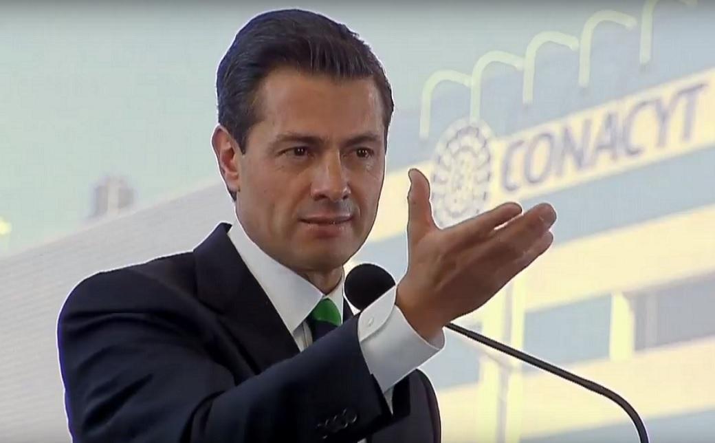 Peña Nieto inaugura el Centro Nacional de Tecnologías Aeronáuticas