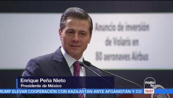 EPN señala que el enojo no puede nublar la vista de mexicanos