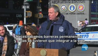 Estrategia Contraterrorista Nueva York