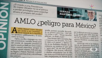 Expresidente del PAN declina unirse a Morena