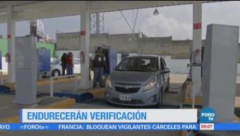 Extra Extra: Endurecerán verificación vehicular en la CDMX