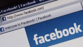 FPágina de inicio de la red social Facebook (Getty Images/Archivo)