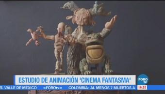 Cinema Fantasma Estudio De Animación Cinematográfica Ciudad De México