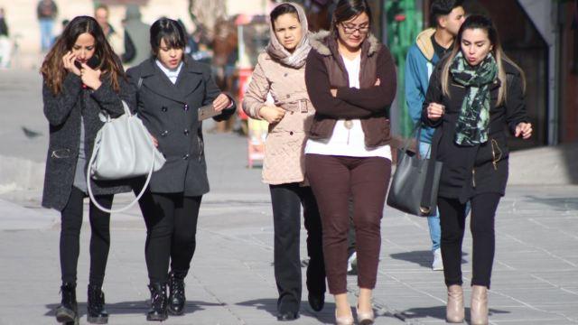 Amanece la Ciudad de México con 4 grados; seguirá el ambiente frío