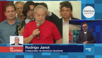 Genaro Lozano entrevista a Rodrigo Janot