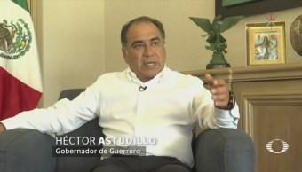 Gobernador de Guerrero rechaza haber impuesto al titular de la SSP de Chilpancingo
