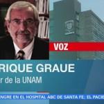 Graue dice que la salud de Marco Antonio Sánchez mejora