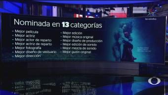Guillermo Toro Arrasa Nominaciones Oscar