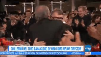 Guillermo Toro Gana Globo Oro Mejor Director